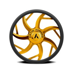 Artis Forged steering wheel Sin City