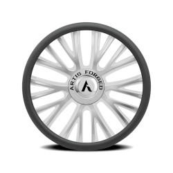 Artis Forged steering wheel Woodward