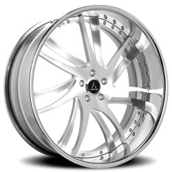 Artis Forged wheel Profile
